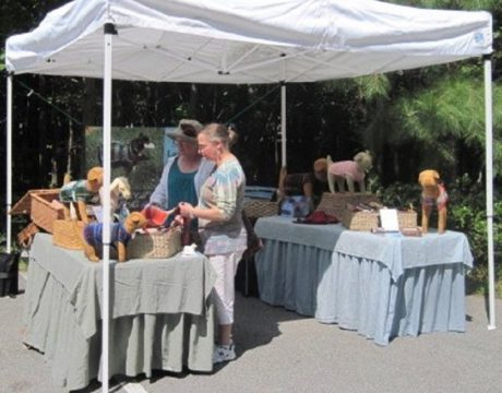 Maker's Market at Annmarie Garden
