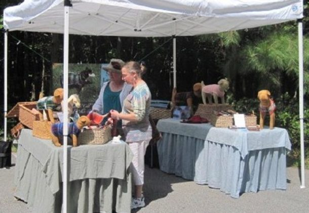 Maker's Market at Annmarie Garden