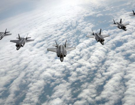 F-35 Ready to Go to Combat
