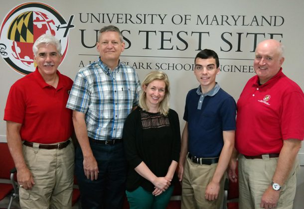 UAS Test Site Interns Tackle Real-World Challenges
