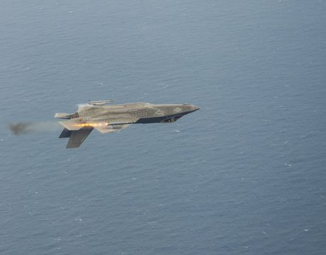 F-35C Combat Readiness