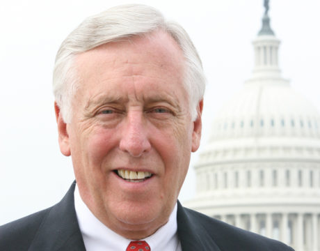 Hoyer Meets With Workers Impacted by Shutdown