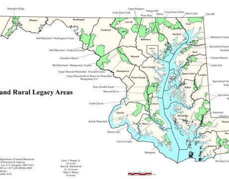 Rural Legacy Grants