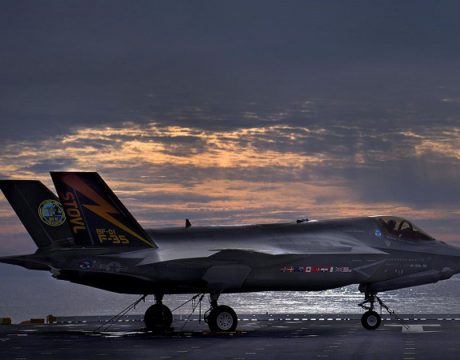 Pentagon Taking Aim at F-35 Cost