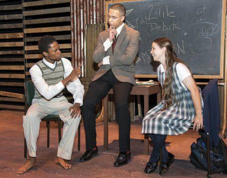 CSM Children's Theatre Opens New Season