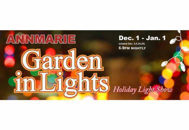 Garden in Lights