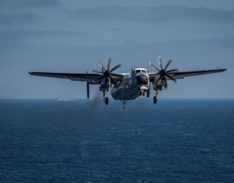 Search Ends For Sailors After Greyhound Crash