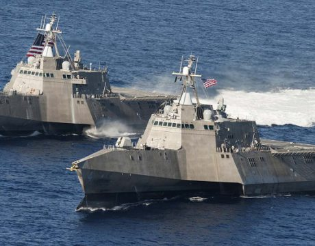 Navy Wants More Powerful Warships