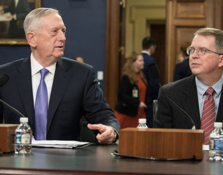 House Will Hear of DoD Audit's Progress