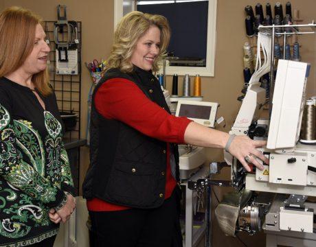 SBDC Helps Calvert Woman Grow Business