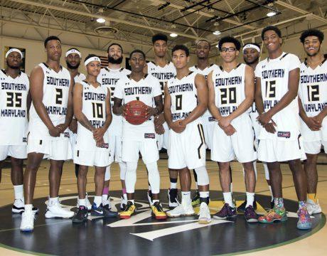 CSM Hawks Men's Basketball