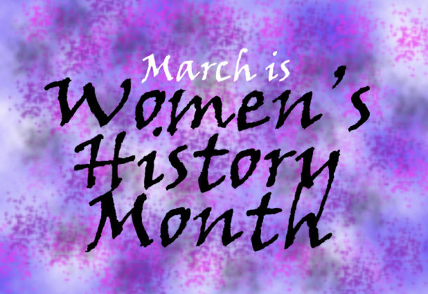 museum women's history month
