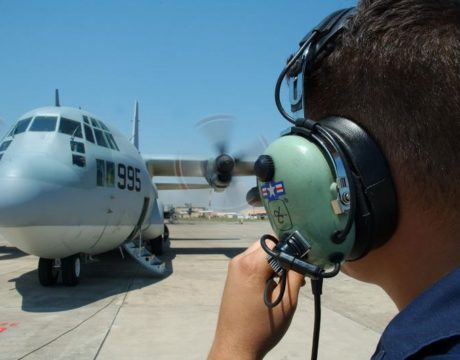 Most of Navy's C-130s Remain Grounded
