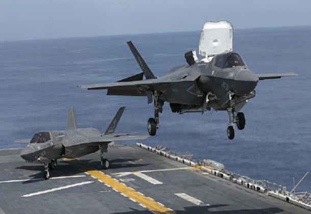 F-35B :ightning II