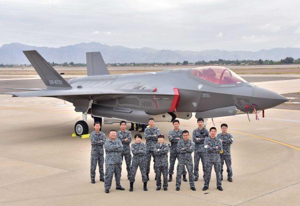 F-35 Pilots
