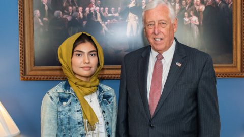 Congressional Arts Contest Honors Winners