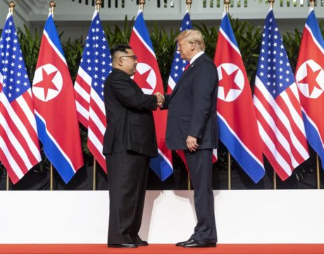 War Games on Hold After Korean Summit