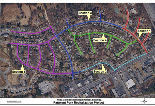 Patuxent Park Project Set to Begin