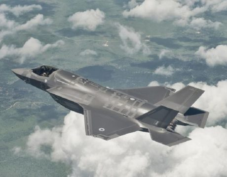 F-35s Gaining Foothold in Europe