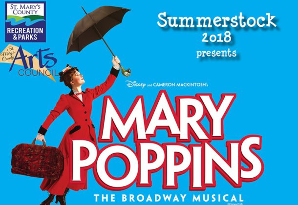Mary Poppins Summerstock