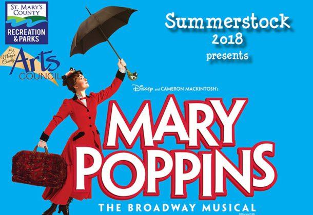 Mary Poppins Summerstock