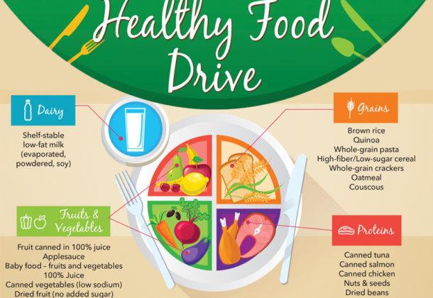 Healthy Food Drive