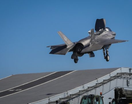 New F-35 Deal a 'Historic Milestone'