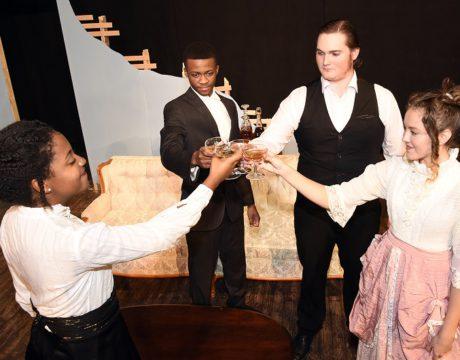 Frankstein CSM Children's Theatre