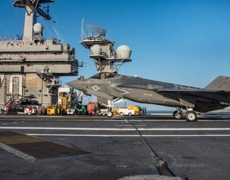 F-35 Safe-for-Flight