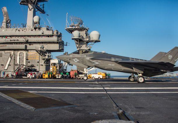 F-35 Safe-for-Flight