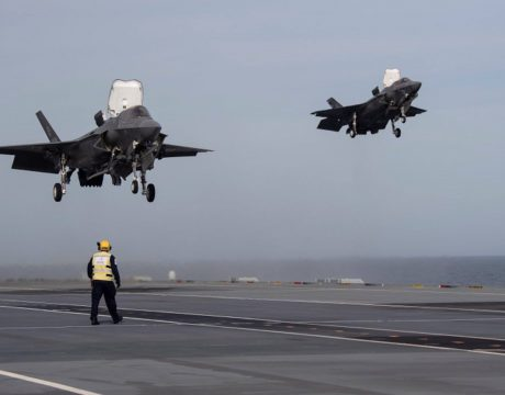 F-35 Flight Trials