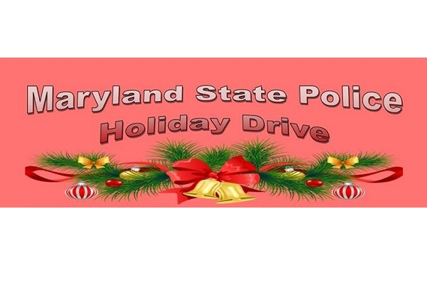 Food Drive Maryland State Police