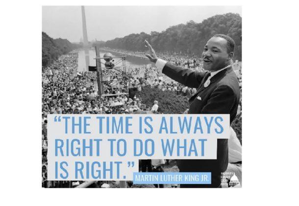 Hoyer Reflects on MLK's Legacy