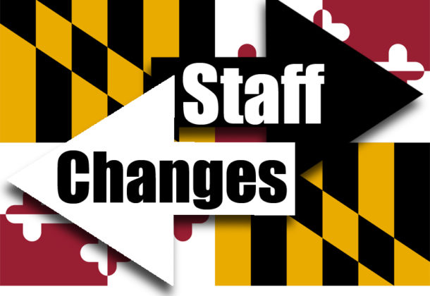 Staff Changes