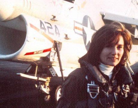 Female Jet Pilot
