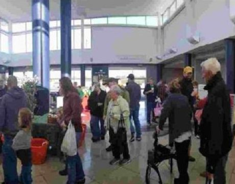 Airport to Host FLY-IN Markets