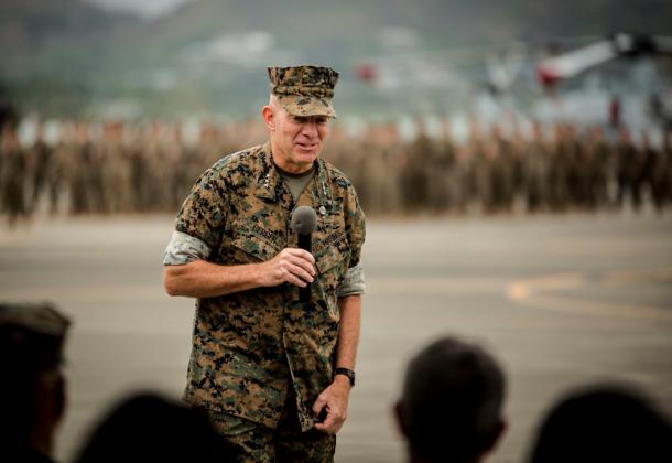 USMC commandant