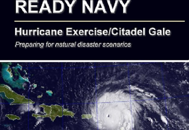 Pax River to Participate in Hurricane Exercise