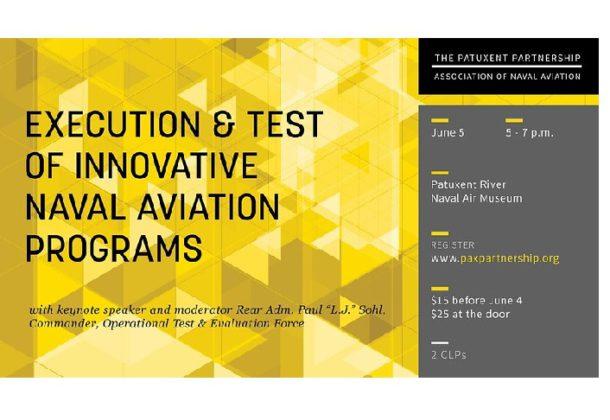 Sohl to Speak on Naval Aviation Programs