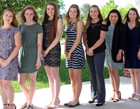 Eight Earn MedStar Scholarships