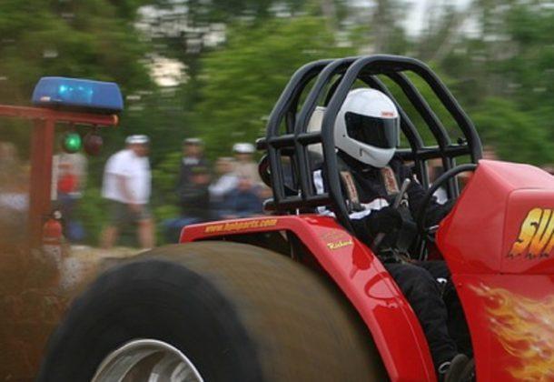GM Trading Post Sponsoring Truck & Tractor Pull LexLeader