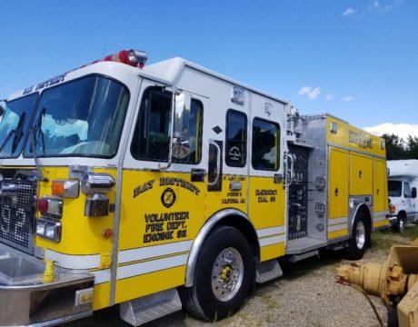 Fire Engine 92