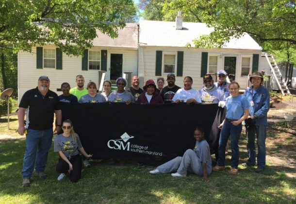CSM Students Give Back to Community