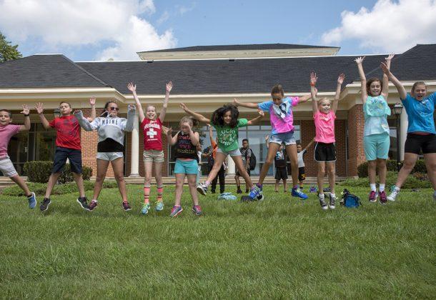 CSM Programs Encourage Kids to Soar