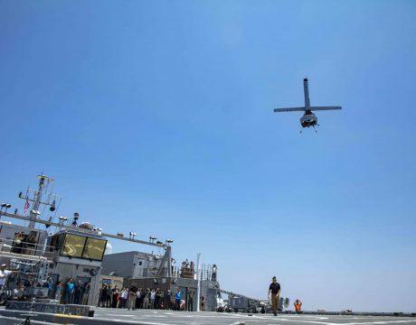 V-BAT Drone