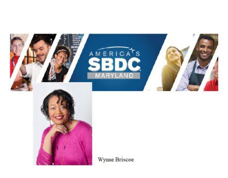 Wynne Briscoe SBDC State Star