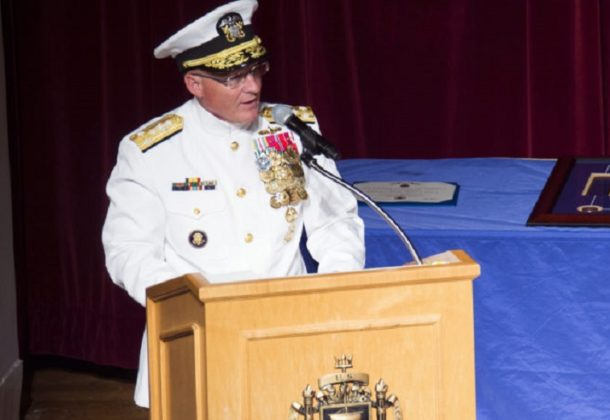 Gilday, New Navy CNO, Takes Command LexLeader
