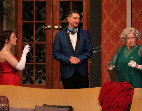 Mistletoe Newtowne Players Whodunit