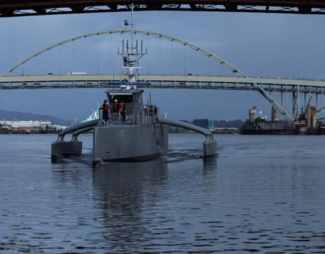 robot warships