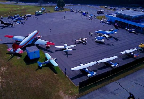 Airplane Rides at St. Mary's Airport